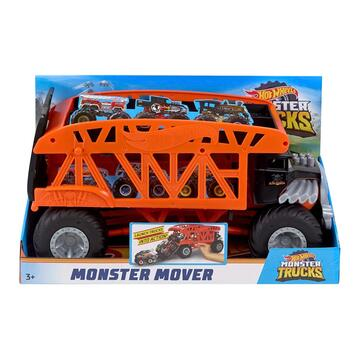 Монстро-транспортер «Bone Shaker» серії «Monster Trucks» Hot Wheels GKD37