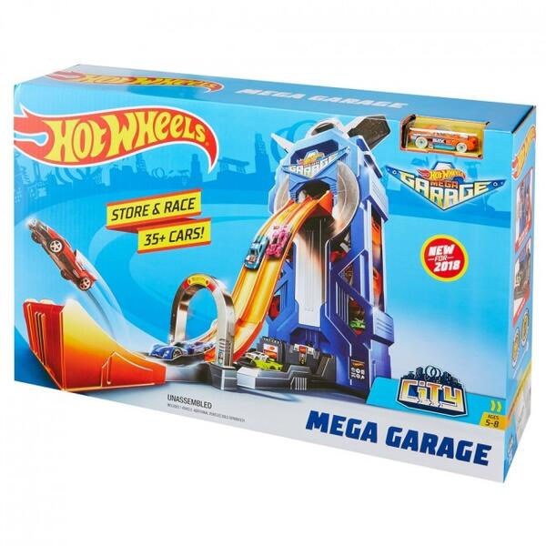 Мега гараж Hot Wheels FTB68