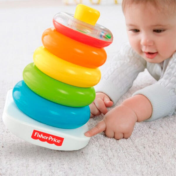 Пірамідка Fisher-Price  FHC92
